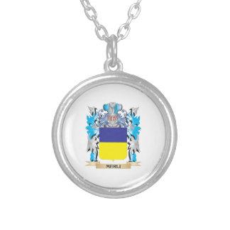 Escudo de armas de Merli - escudo de la familia Grimpola