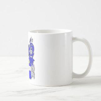 Escudo de armas de Merriam Tazas De Café