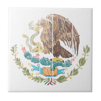 Escudo de armas de México Azulejos Cerámicos