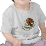 Escudo de armas de México Camiseta