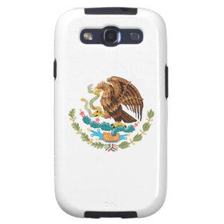 Escudo de armas de México Galaxy S3 Cobertura