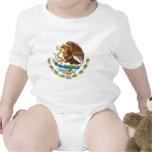 Escudo de armas de México Traje De Bebé