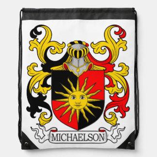 Escudo de armas de Michaelson (el general de Mochilas