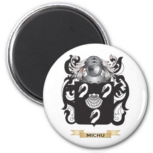 Escudo de armas de Michu (escudo de la familia) Iman
