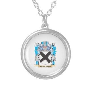 Escudo de armas de Middleton - escudo de la Joyerías