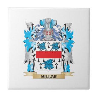 Escudo de armas de Millar - escudo de la familia Tejas Ceramicas