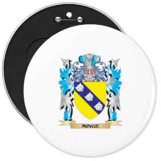 Escudo de armas de Minge - escudo de la familia Pin