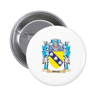 Escudo de armas de Minge - escudo de la familia