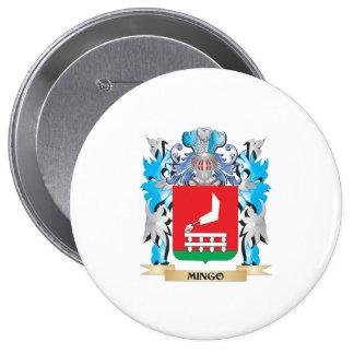 Escudo de armas de Mingo - escudo de la familia Pin