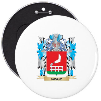 Escudo de armas de Mingo - escudo de la familia Pins