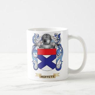 Escudo de armas de Moffett (escudo de la familia) Taza De Café