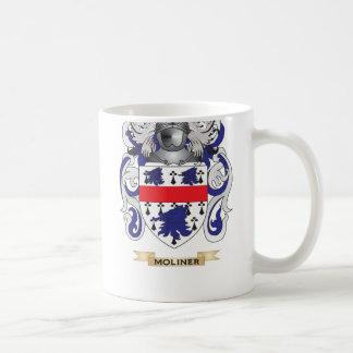 Escudo de armas de Moliner escudo de la familia Taza De Café
