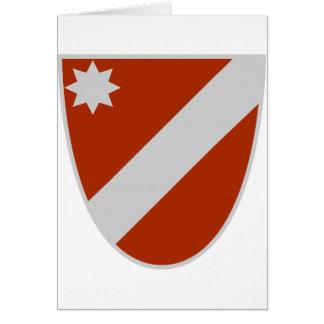 Escudo de armas de Molise (Italia) Felicitaciones