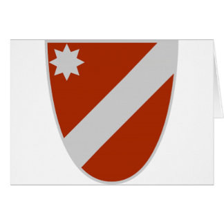 Escudo de armas de Molise (Italia) Felicitacion