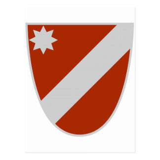 Escudo de armas de Molise (Italia) Postales