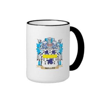 Escudo de armas de Moller - escudo de la familia Tazas De Café