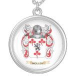 Escudo de armas de Molloy (escudo de la familia) Colgantes