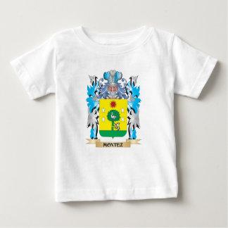 Escudo de armas de Montez - escudo de la familia Playera
