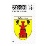 Escudo de armas de Moreno/escudo de la familia Sello