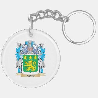 Escudo de armas de Moro - escudo de la familia Llavero