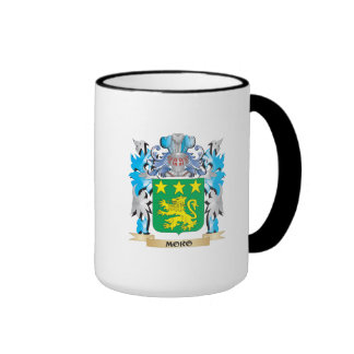 Escudo de armas de Moro - escudo de la familia Tazas De Café