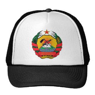 Escudo de armas de Mozambique Gorro De Camionero