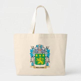 Escudo de armas de Mulcahy - escudo de la familia Bolsas