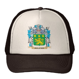 Escudo de armas de Mulcahy - escudo de la familia Gorras De Camionero