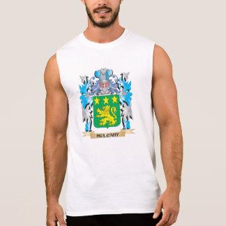 Escudo de armas de Mulcahy - escudo de la familia Camiseta Sin Mangas