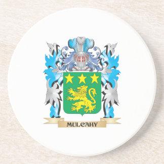 Escudo de armas de Mulcahy - escudo de la familia Posavasos Para Bebidas
