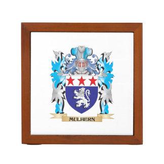 Escudo de armas de Mulhern - escudo de la familia Portalápices