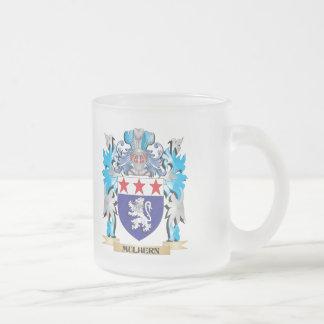 Escudo de armas de Mulhern - escudo de la familia Taza De Cristal