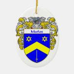 Escudo de armas de Munoz/escudo de la familia Ornamentos De Reyes