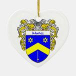 Escudo de armas de Munoz/escudo de la familia Adornos