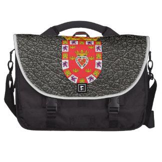 Escudo de armas de Murcia (España) Bolsas De Portátil