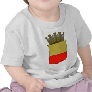 Escudo de armas de Nápoles Camisetas