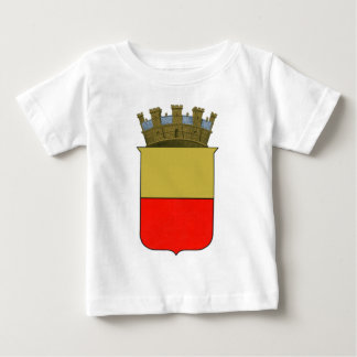 Escudo de armas de Nápoles Playera De Bebé