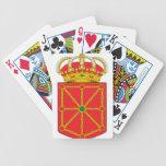 Escudo de armas de Navarra (España) Barajas De Cartas