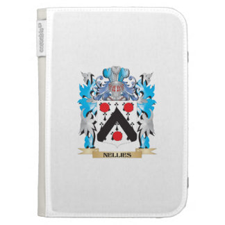 Escudo de armas de Nellies - escudo de la familia