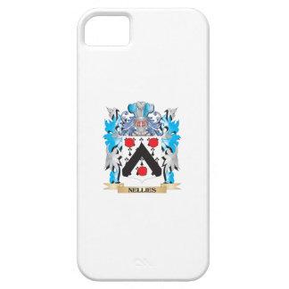 Escudo de armas de Nellies - escudo de la familia iPhone 5 Coberturas