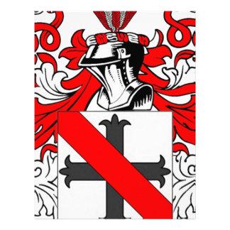 Escudo de armas de Nelson Membrete