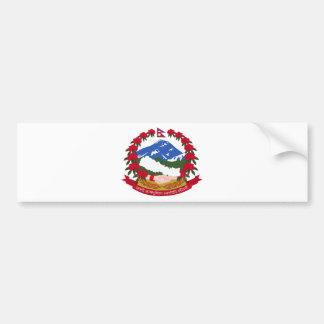 Escudo de armas de Nepal