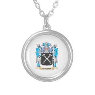 Escudo de armas de Newton - escudo de la familia Grímpola