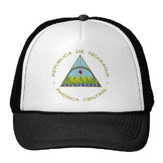 Escudo de armas de Nicaragua Gorros