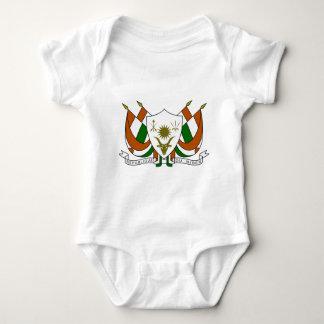Escudo de armas de Niger T-shirts