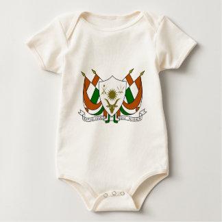 Escudo de armas de Niger Trajes De Bebé
