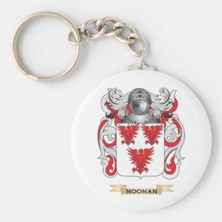 Escudo de armas de Noonan (escudo de la familia) Llavero Redondo Tipo Pin