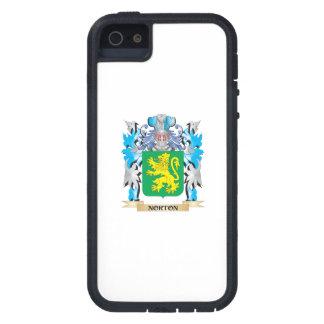 Escudo de armas de Norton - escudo de la familia iPhone 5 Case-Mate Funda