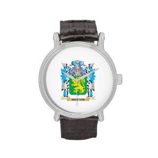 Escudo de armas de Norton - escudo de la familia Reloj De Mano