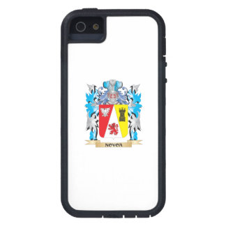 Escudo de armas de Novoa - escudo de la familia iPhone 5 Case-Mate Coberturas